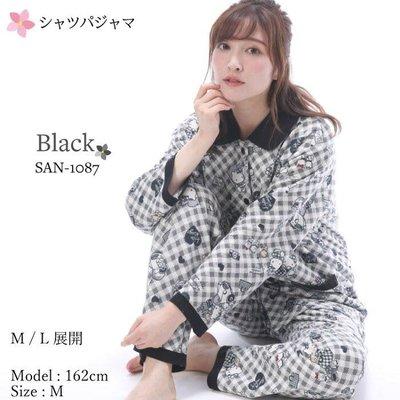 Co媽日本精品代購 預購 日本 正版 Hello Kitty 睡衣 居家服 家居服 長袖 睡衣睡褲