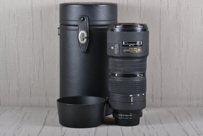 【品光數位】 Nikon AF 80-200mm F2.8 D ED 小黑三 望遠 變焦鏡 #90410