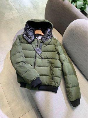 【傑森精品】加拿大 Moose Knuckles 防風 保暖 連帽 羽絨外套 羽絨衣