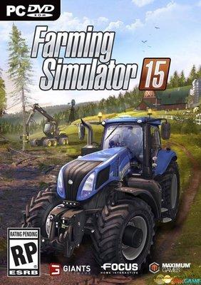 PCGAME-Farming Simulator 15 模擬農場15(中文版)