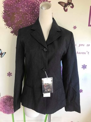 Vert Dense 灰黑色西裝外套(132)