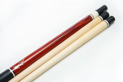 【統一撞球 Billiard Shop】球桿 1B-2S 雙前結 貨號:092-TB-250-2