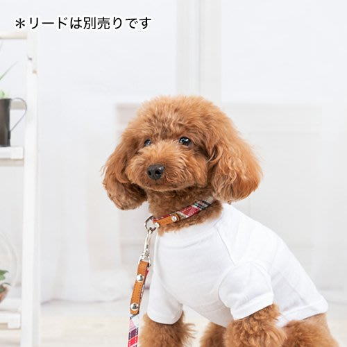 貝果貝果 日本 Toto & pal 經典格紋水鑽項圈 [A4263] 小型犬 / 中型犬 / 大型犬