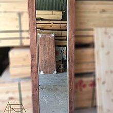 """佳源""""工廠穀倉門滑軌美式鄉村風滑門木門原木門工業風貨櫃門軌道懸吊棧板木箱木材木料傢俱訂製客製 鏡子玻璃"""