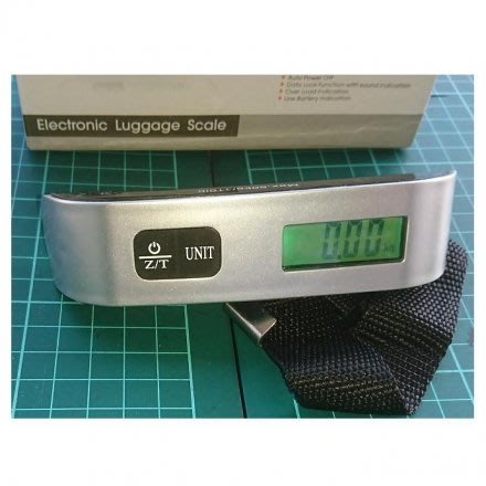 《省您錢購物網》全新~50kg LCD手提秤/行李秤