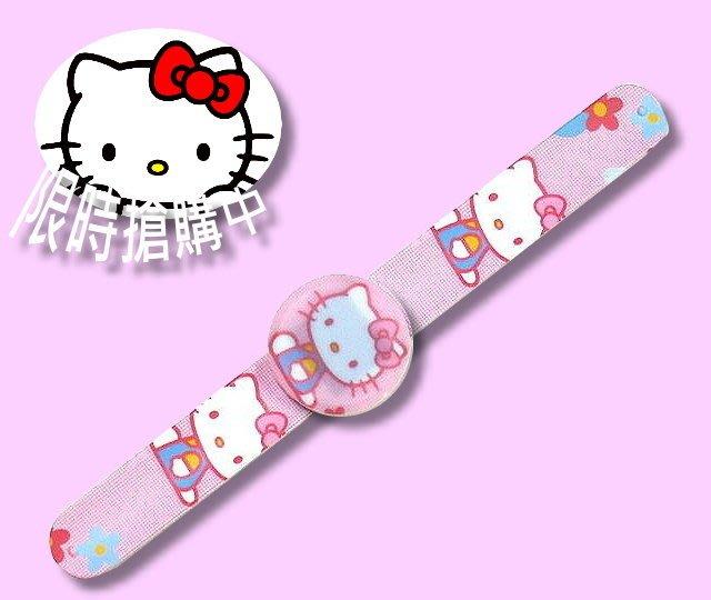 【 金王記拍寶網 】B017 LED果凍觸控錶 兒童錶 流行可愛 凱蒂貓 / 卡通 / 男婊 / 女錶 限價搶購 ~