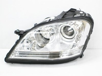 ~~ADT.車燈.車材~~BENZ ML350 W164  原廠型晶鑽大燈單邊價5000 購買一對免運費