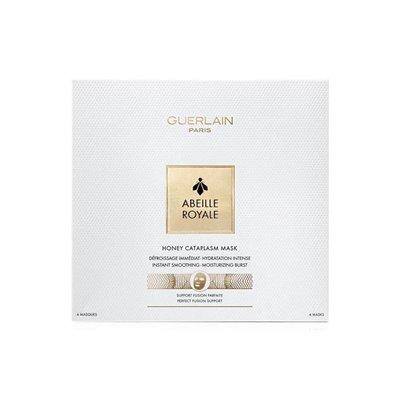 嬌蘭 GUERLAIN 蜂王乳3D繃帶超導面膜 4片裝【特價】異國精品