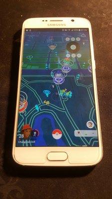 Android 寶可夢 哈利波特 Pokemon 熊貓 Ubereat 免阻斷器 飛人專用手機 -三星S6 下單區