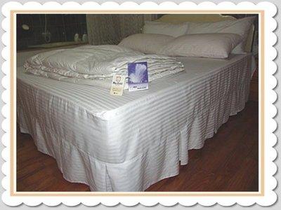 五星級飯店民宿汽車旅館專用備品床罩台灣製