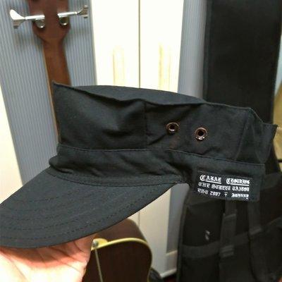 全新Cabal 特殊 六角 德軍 軍帽 警帽 punk 電子 古著 辣妹 鴨舌帽 棒球帽