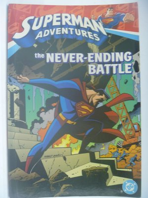 【月界】Superman Adventures:The Never-Ending Battle 〖漫畫〗CCW