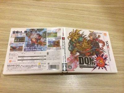 N3DS 3DS 勇者鬥惡龍怪獸仙境3 怪獸仙境 3 DQM JOKER 怪獸仙境3 售500