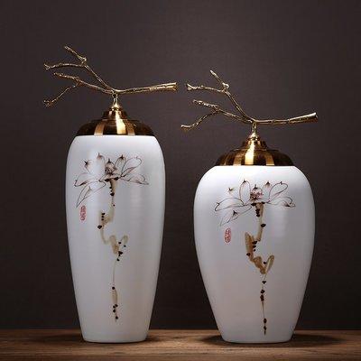 〖洋碼頭〗家居飾品新古典創意復古手繪印花小鳥陶瓷儲物罐擺件裝飾器皿 ysh226
