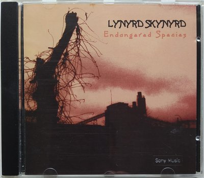 Lynyrd Skynyrd - Endangered Species 無IFPI 二手奧版