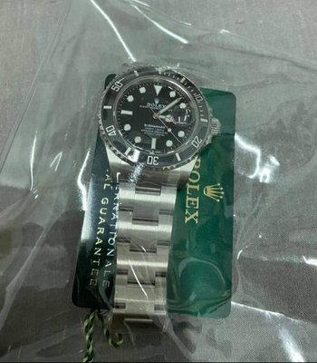 勞力士 126610LN 新卡 黑水鬼 ROLEX Submarine 水鬼 126610 LN 最新款