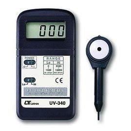 TECPEL 泰菱 》路昌 UV-340A 紫外線光強度計 陽光監測 UVA&UVB 紫外線