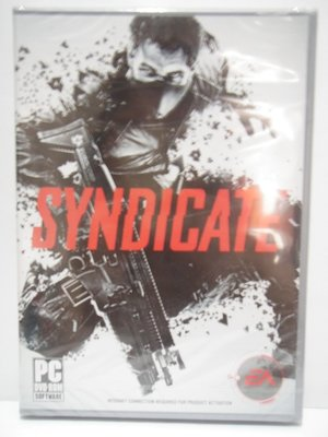 PC DVD GAME SYNDICATE