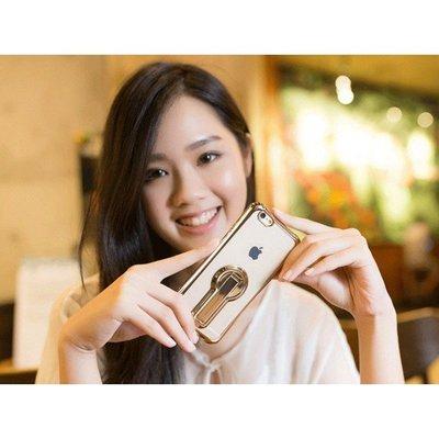 iphone6蘋果6plus手機殼6s防摔六矽膠套帶支架p男女款puls新款sp