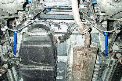承富 Hardrace 後 下 側拉桿 Lexus 凌志 NX200 NX300 NX AZ10 14+ 專用 8701