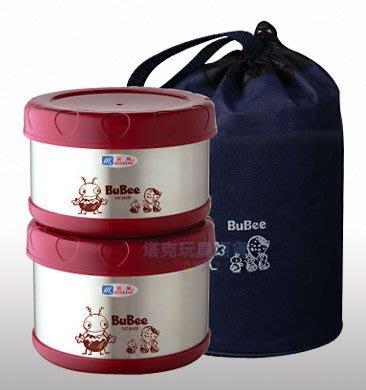 【塔克百貨】 MIT 台灣製 蘇香 真空保溫飯盒2入組 附提袋 保溫 便當盒 悶燒鍋 提鍋 KK1000B 滿千免運