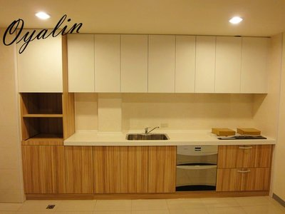歐雅系統家具 系統板材EGGER 系統廚櫃 創造美味的料理系統廚房 原價116805元 特價81534元