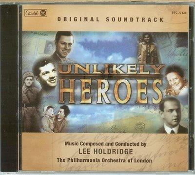 """""""仿若英雄(Unlikely Heroes)""""- Lee Holdridge(27),全新美版"""
