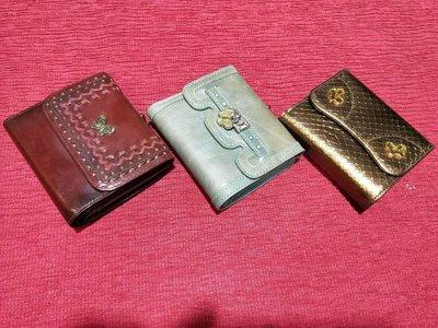 Anna Sui 經典短皮夾 郵惠免郵