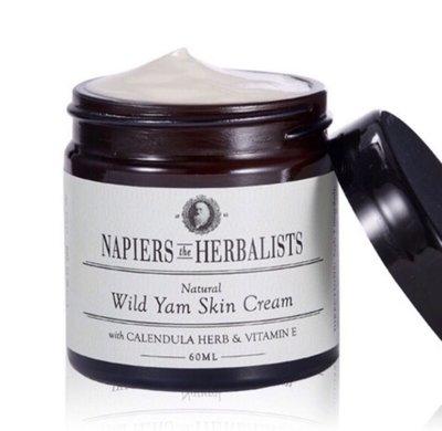 英國百年野生山藥青春霜 Napiers the Herbalists 英國藥草教父60ml