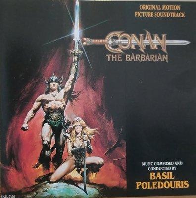 Conan the barbarian(美版)王者之劍 by Basil Poledouris
