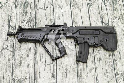 【武莊】現貨 免運 RAVEN CUIC007 TAR-21 ABS 電動槍 黑色- RECUIC007BK