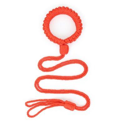 SM情趣用品調教玩具拘束編織仿麻繩項圈...