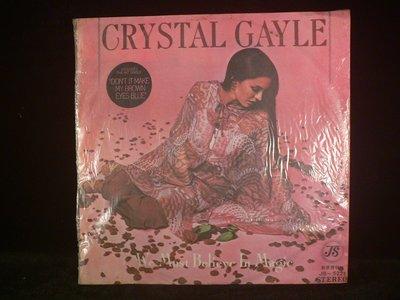 乖乖@賣場(LP黑膠唱片)12吋CRYSTAL GAYLE-WE MUST BELIEVE IN MAGIC