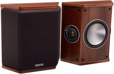 光華.瘋代購 [預購] 英國 Monitor Audio Bronze FX 5G 核桃木色 環繞喇叭 一對