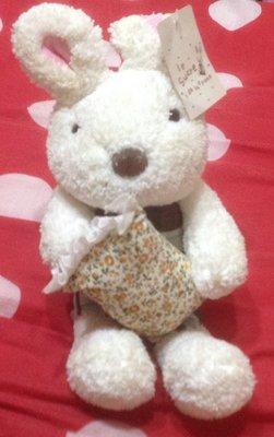 全新日本 le sucre 法國兔 砂糖兔 兔子玩偶 娃娃