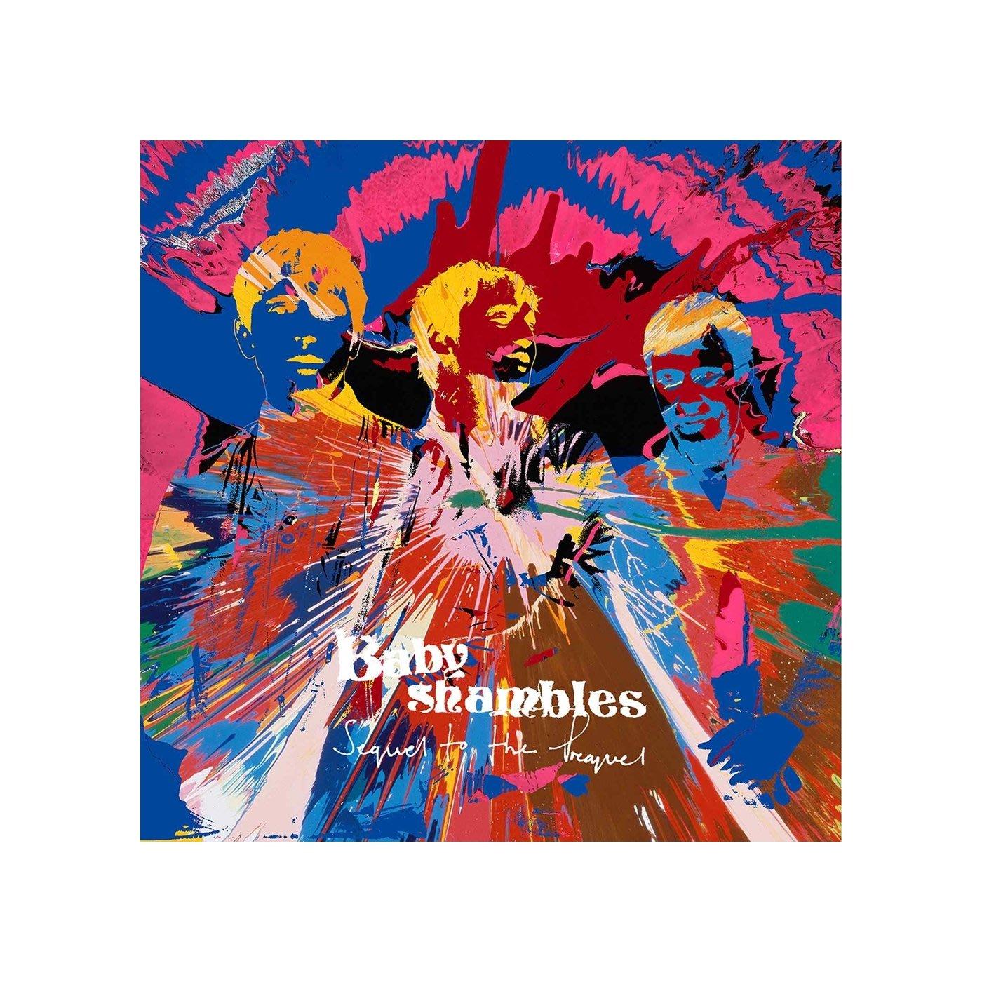 現貨 專輯 全新未拆 Babyshambles 步履蹣跚樂團 Sequel To The Prequel前部曲續篇2CD