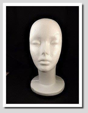 法朵 精品館♛獨家販售 -展示專用 頭部模型 假人頭道具 擺攤工具開店設備