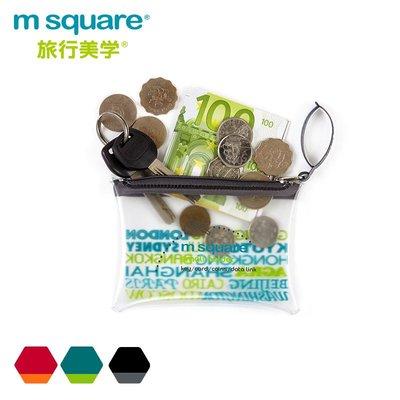 【預購】文件袋筆袋 手機袋零錢收納包PVC 拉鏈手拿迷你透明小袋子