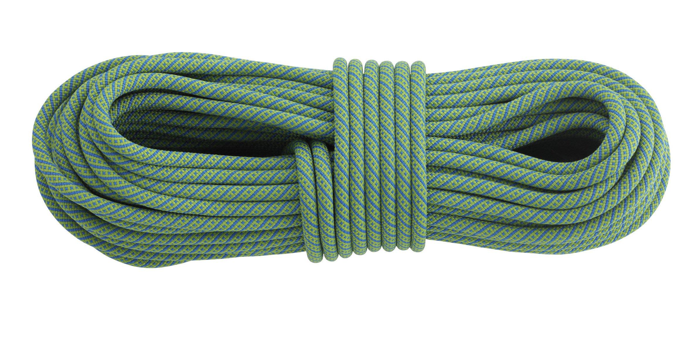 奧地利 AUSTRIALPIN HARD.ROCK 9.8 single rope 動力繩 9.8mm