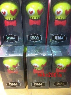 B1A4 [ 應援 官方手燈 ] 現貨在台 骷髏 螢光棒 Light Stick 夜光