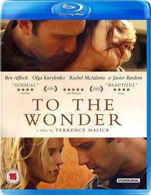 【藍光電影】通往仙境 埋葬/葬禮/愛 穹蒼/愛是神奇 To The Wonder 27-030