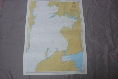 藍色小館46-WGS84 POSITIONS航海圖-KURE