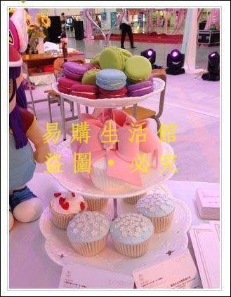 [王哥廠家直销]雙層 三層 蛋糕架 點心盤 點心架 水果架 蛋糕盤 水果盤 咖啡 下午茶 花茶 婚禮 會場佈置LeGou_