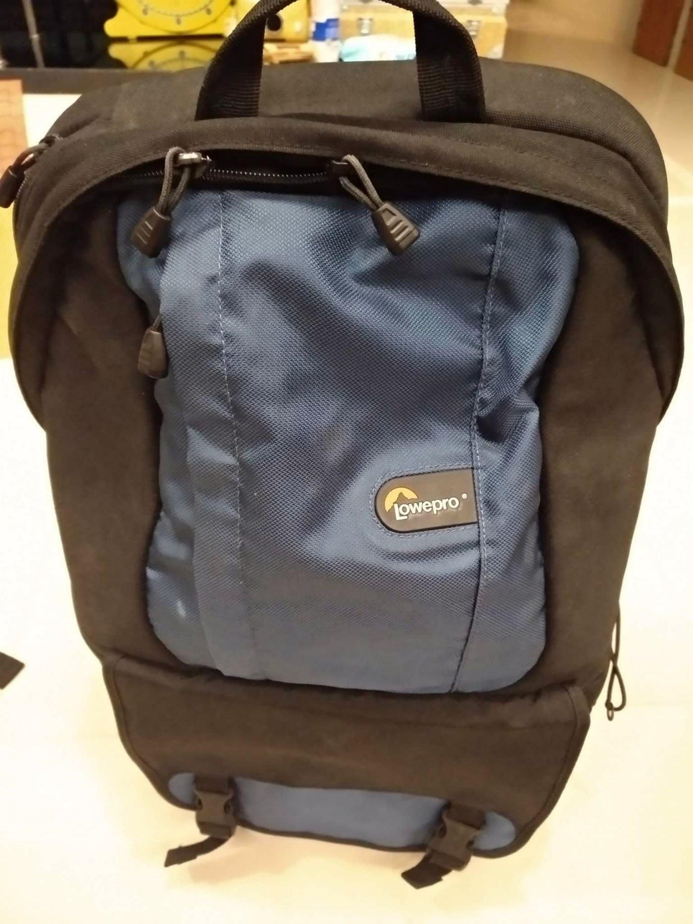 Lowepro Fastpack 250 Dslr Video Pack 250aw 2lowepro