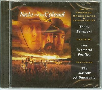 """""""Nate and the Colonel""""- Terry Plumeri,全新美版(N15)"""