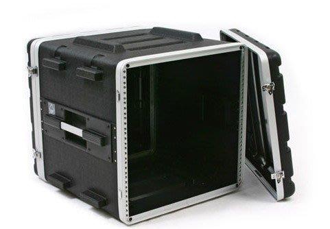 【六絃樂器】全新 Stander 航空瑞克箱 ABS G8U 二開機櫃 / 舞台音響設備 專業PA器材