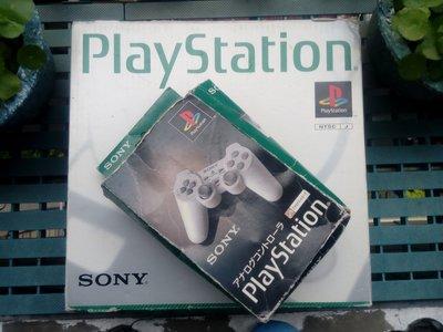 日本SONY原廠 Play Station PS1 PS ONE遊戲主機SCPH-5500有改機可玩台片可讀取燒錄CDR