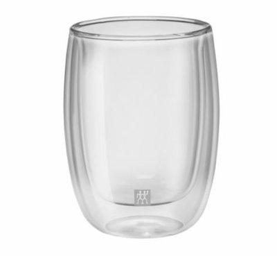 德國 雙人 Zwilling 2入  80ml*2 雙層 隔熱 玻璃杯 咖啡杯 耶誕禮物 #39500-085
