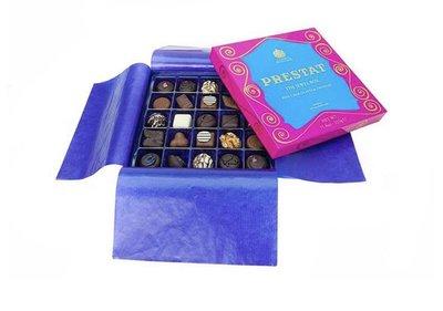(預購)英國 PRESTAT 松露巧克力禮盒 fine chocolates and truffles 325g