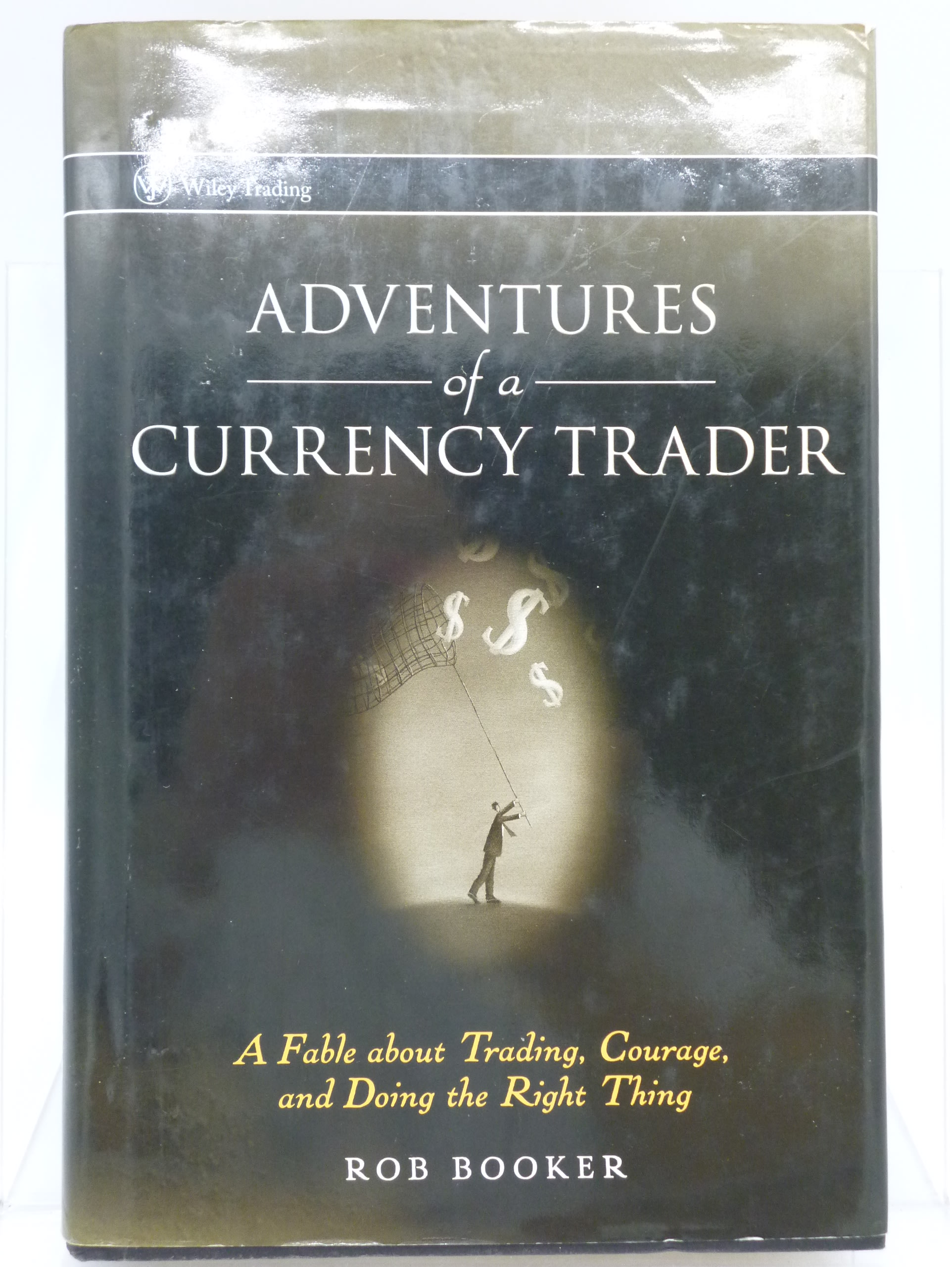 【月界2】Adventures of a Currency Trader(精裝本)_Rob Booker 〖理財〗AJR